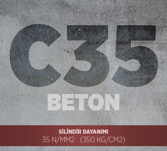 C35 BETON