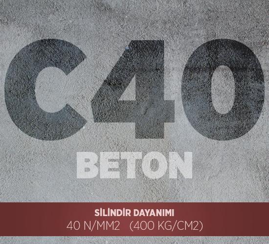 C40 BETON