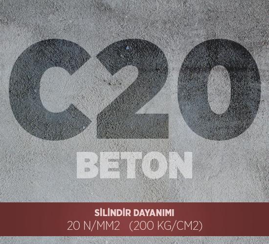 C20 BETON