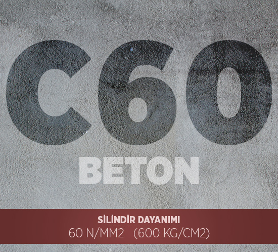 C60 BETON