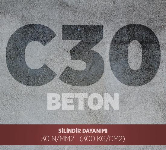 C30 BETON