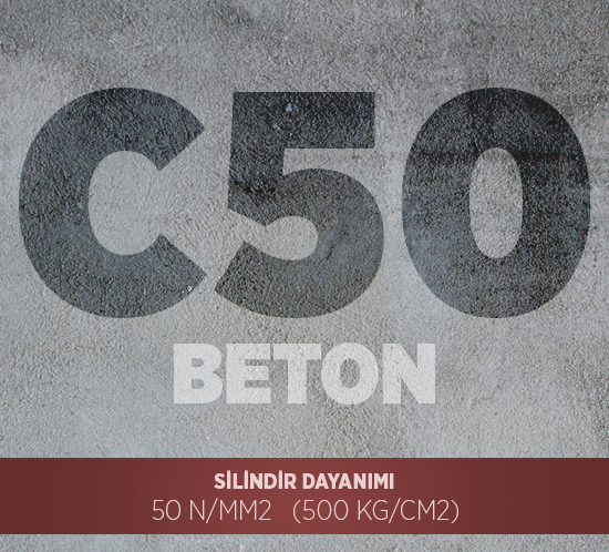 C50 BETON