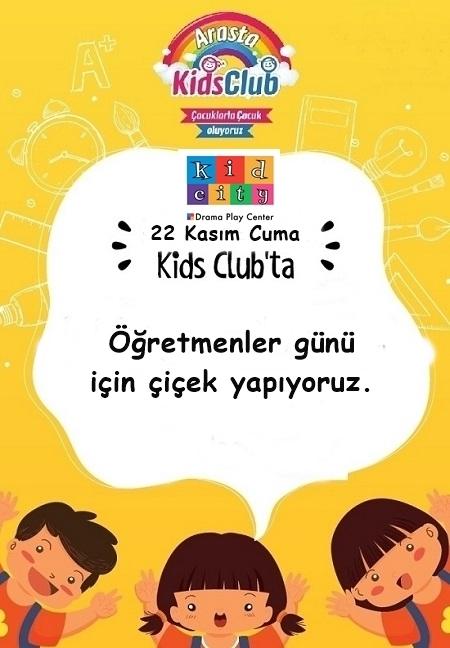 KIDS CLUB.